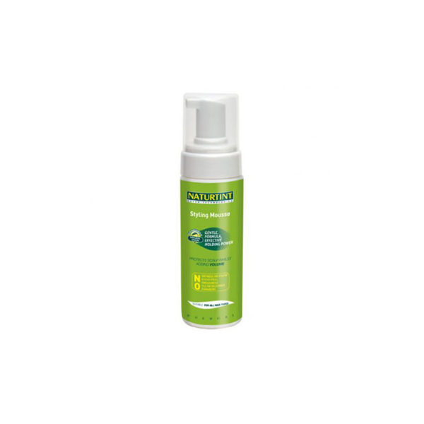 Naturtint Styling Mousse - heilsuval.is