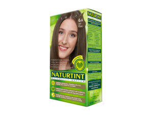 Naturtint Permanent Hair Colour 6A Dark Ash Blonde - heilsuval.is