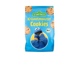 SESAMSTRASSE COOKIE MONSTER COOKIES - heilsuval.is